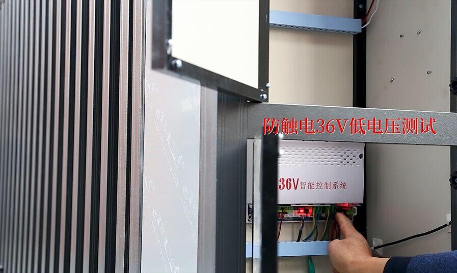 36V直流安全电机