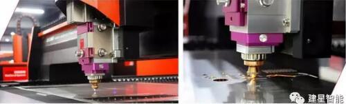 D-FAST系列光纤激光切割机