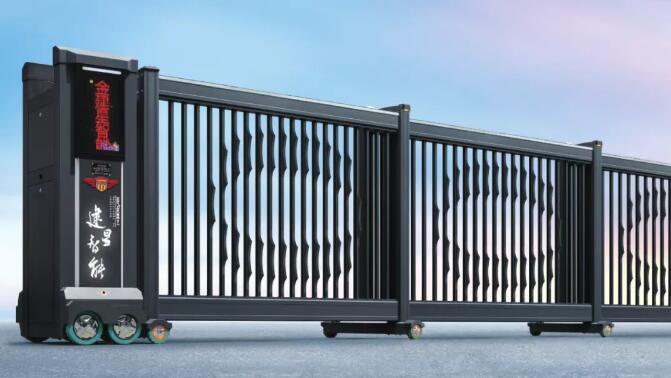 轻奢铝艺-私人定制的工业门