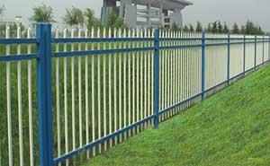 大庆油田-护栏案例 - 大庆中出网-城市出入口设备门户
