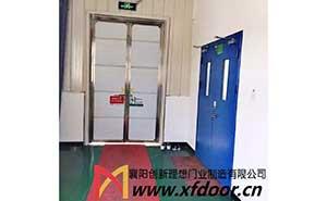 惠州亿纬锂能股份有限公司工业平开门案例 - 惠州中出网-城市出入口设备门户