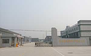 沧州凯斯特农药电动伸缩门案例 - 沧州中出网-城市出入口设备门户