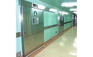 美容院手术室自动门案例 - 东营中出网-城市出入口设备门户