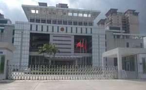 肇庆市人民防空办公室伸缩门案例 - 中出伸缩门网