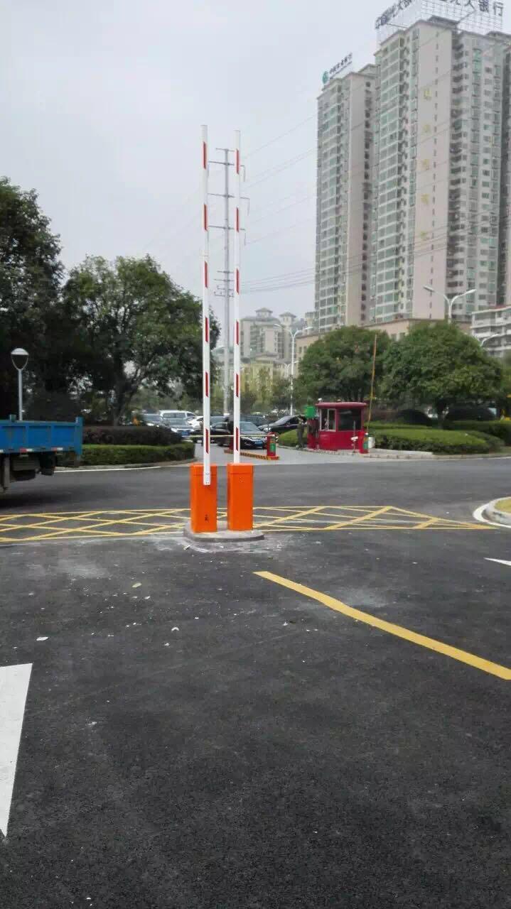 衡阳华新老干部活动中心停车场系统案例 - 衡阳中出网-城市出入口设备门户