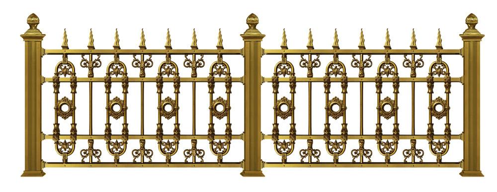 护栏 - 户外围栏L001 - 中出护栏网