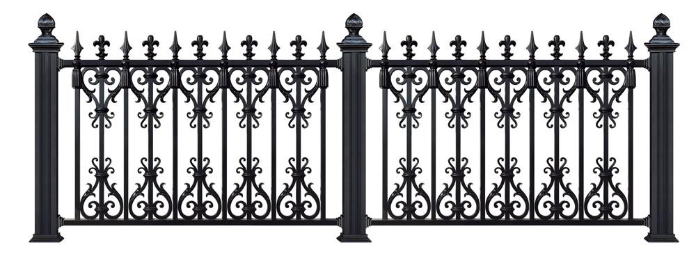 护栏 - 户外围栏L003 - 中出护栏网