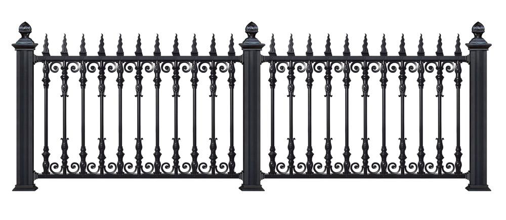 护栏 - 户外围栏L008 - 中出护栏网