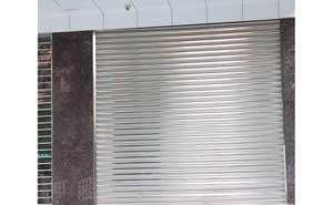 铝合金卷帘门 - 铝合金卷帘门3 - 杭州中出网-城市出入口设备门户