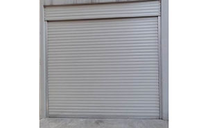 不锈钢卷帘门 - 不锈钢卷帘门