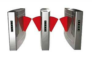 翼闸 - 豪华型翼闸 - 济南中出网-城市出入口设备门户