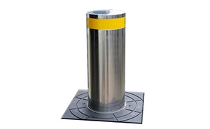 升降柱 - 可移动路桩2 - 济南中出网-城市出入口设备门户