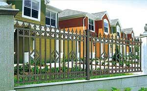 围墙护栏 - 围墙护栏 - 济南中出网-城市出入口设备门户