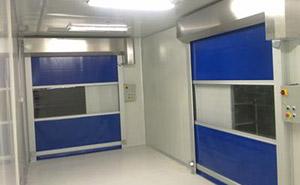 快速卷帘门 - 快速卷帘门4 - 安庆中出网-城市出入口设备门户