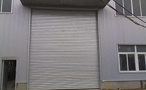 不锈钢卷帘门 - 不锈钢卷帘门 - 安阳中出网-城市出入口设备门户