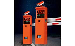 车牌识别系统 - 车牌识别道闸一体机