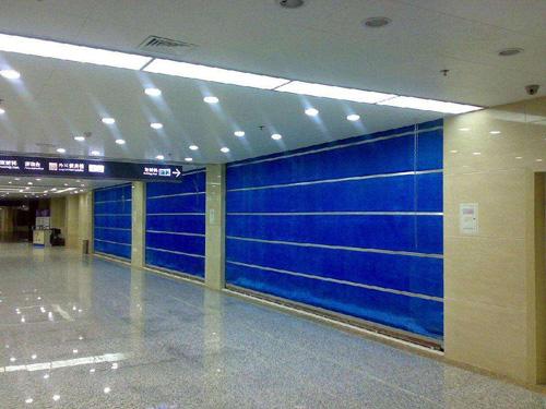防火卷帘门 - 防火卷帘门 - 上海中出网-城市出入口设备门户