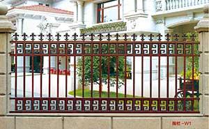 围墙护栏 - 围墙护栏 - 上海中出网-城市出入口设备门户