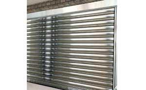 铝合金卷帘门 - 铝合金卷帘门 - 上海中出网-城市出入口设备门户