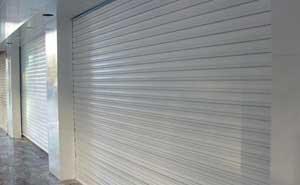 铝合金卷帘门 - 铝合金卷帘门5 - 上海中出网-城市出入口设备门户