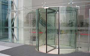 旋转门 - KA071-钻石之星 - 重庆中出网-城市出入口设备门户