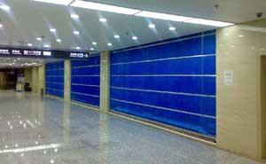 防火卷帘门 - 防火卷帘门 - 重庆中出网-城市出入口设备门户