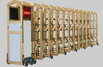 南京出安智能为南京斯威特集团添上电动伸缩门