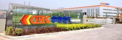 南京出安智能电动伸缩门入选中电电气集团有限公司