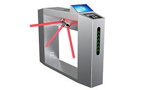 三辊闸 - 验票三辊闸C10002K - 青岛中出网-城市出入口设备门户