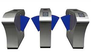 翼闸 - 蝶形翼闸 - 青岛中出网-城市出入口设备门户