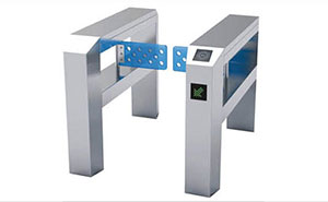 摆闸 - 桥式八角摆闸 - 宁波中出网-城市出入口设备门户