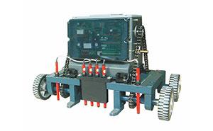 伸缩门电机 - WS120无轨门开门机 - 东莞中出网-城市出入口设备门户