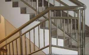 不锈钢护栏 - 不锈钢护栏7 - 金华中出网-城市出入口设备门户