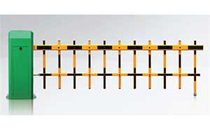 栅栏道闸 - TL-260单层栏栅道闸 - 沧州中出网-城市出入口设备门户