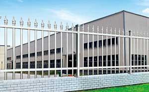不锈钢护栏 - FGL 护栏 06(不锈钢) - 威海中出网-城市出入口设备门户