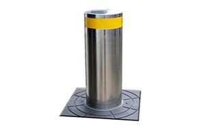 升降柱 - 可移动路桩2 - 衡阳中出网-城市出入口设备门户