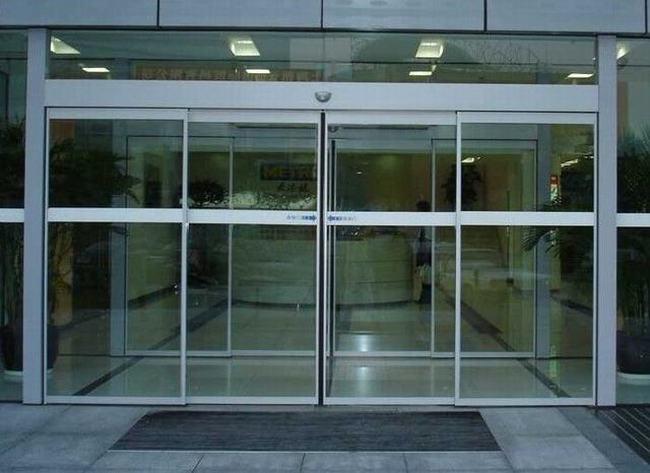 自动感应门 - 自动感应门 - 廊坊中出网-城市出入口设备门户