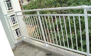 鋅钢护栏 - 锌钢阳台护栏 - 菏泽中出网-城市出入口设备门户