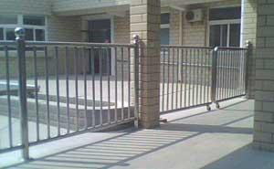 不锈钢护栏 - 不锈钢阳台护栏 - 菏泽中出网-城市出入口设备门户