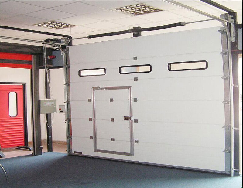 快速提升门 - 快速提升门 - 吉林中出网-城市出入口设备门户