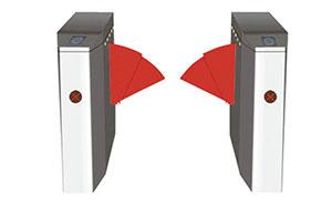 翼闸 - 双翼翼闸 - 江门中出网-城市出入口设备门户