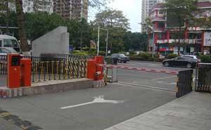 珠海市九洲海关车牌识别系统案例