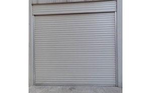 不锈钢卷帘门 - 不锈钢卷帘门 - 九江中出网-城市出入口设备门户
