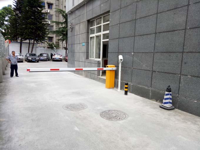 绵阳游仙区国税局车牌识别系统案例 - 绵阳中出网-城市出入口设备门户