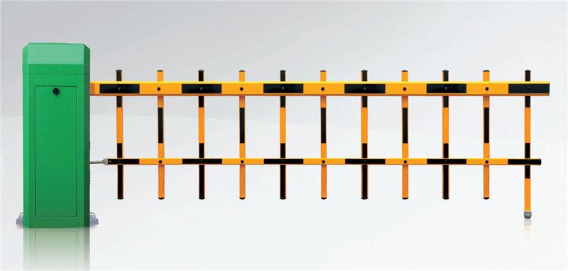 栅栏道闸 - TL-260单层栏栅道闸 - 日照中出网-城市出入口设备门户