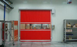 快速卷帘门 - 快速卷帘门3 - 承德中出网-城市出入口设备门户
