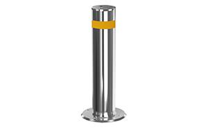 升降柱 - 可移动路桩 - 阳江中出网-城市出入口设备门户