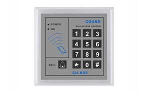 门禁系统 - CU-K05单门门禁控制器 - 内江中出网-城市出入口设备门户
