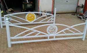 铁艺护栏 - 铁艺护栏5 - 牡丹江中出网-城市出入口设备门户