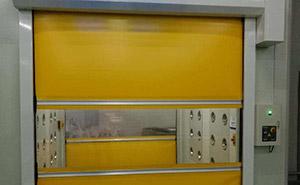 快速卷帘门 - 快速卷帘门 - 牡丹江中出网-城市出入口设备门户